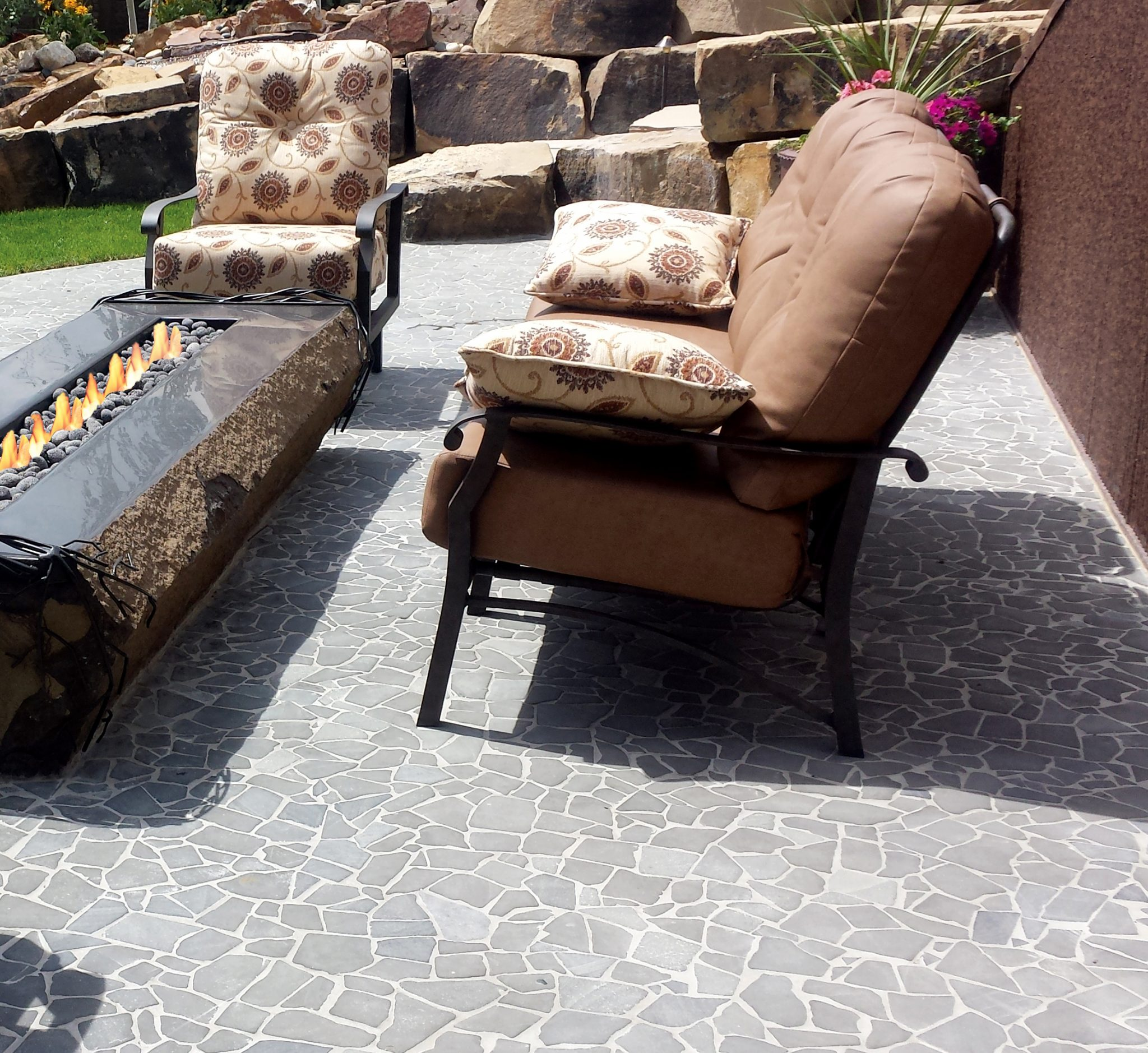 Mosaics & Tile - Coverall Stone